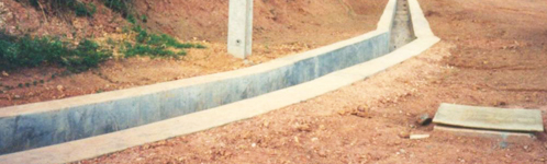 Tudawe Brothers' Completed Projects on Storm Water Sector